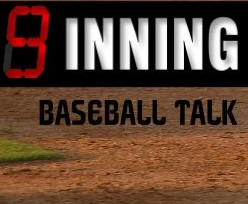 9 Inning Baseball Talk Logo