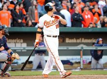 Orioles keep Davis for another 7 years.