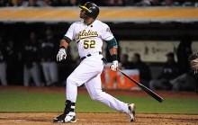 Yoenis Cespedes a Red Sox