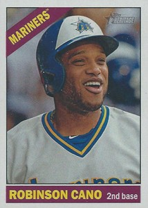 Topps Heritage Cano