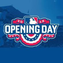 2015 Opening Day